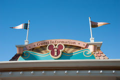 disneyland Foto de Stock Royalty Free