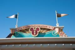 Disneyland Στοκ φωτογραφία με δικαίωμα ελεύθερης χρήσης