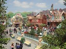 Disneyland Στοκ εικόνα με δικαίωμα ελεύθερης χρήσης