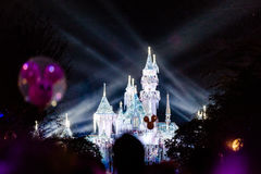 Disneyland στοκ εικόνες