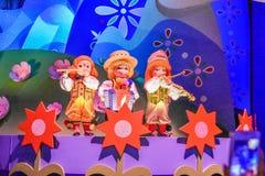 Disneyland Aantrekkelijkheid in Sprookjesland royalty-vrije stock afbeelding
