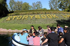 Disneyland-Abenteuer Lizenzfreie Stockfotografie