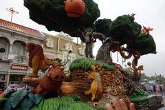 Disneyland amusement park for children Paris, France Stock Photography