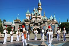 Disneyland Anaheim Stock Images