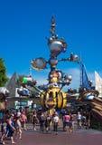 Disneyland Astro Orbitor Rit stock foto