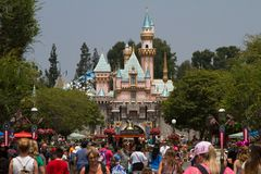 Disneyland Royalty Free Stock Images