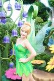 Disneyland charakteru maskotki czarodziejski druciarz Bell obrazy royalty free