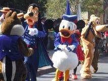 Disneyland diamant 60 royaltyfri bild