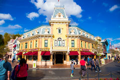 Disneyland Emporium Gift Shop Stock Image