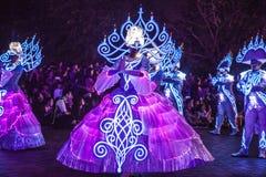 Disneyland fairy characters Royalty Free Stock Photography