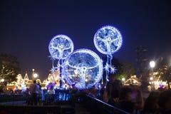 Disneyland fetecken Arkivfoton