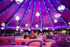 Disneyland fetecken Royaltyfria Bilder