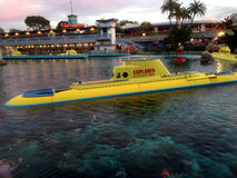 Disneyland Finding Nemo Submarine Voyage Royalty Free Stock Image