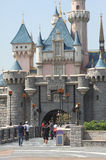 Disneyland Hong Kong Stockfotos