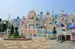 Disneyland in Hong Kong Fotografie Stock