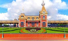 Disneyland hong kong Stock Photo