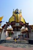 Disneyland in Hong Kong Stock Photos