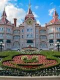 Disneyland hotel Zdjęcie Royalty Free