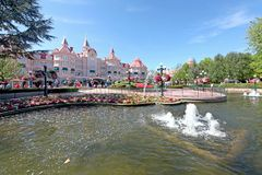 Disneyland Hotel Stock Images