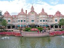 Disneyland Hotel (Paris) Stock Photo