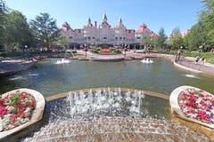 Disneyland Hotel (Paris) Royalty Free Stock Image