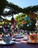 Disneyland kurort w Kalifornia Zdjęcie Stock