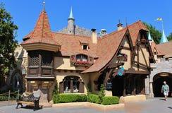 Disneyland, Los Angeles Stock Photo