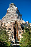 Disneyland Matterhorn Royalty Free Stock Images