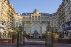 Disneyland Palace Hotel Royalty Free Stock Photo