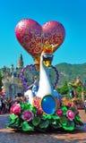 Disneyland-Parade lizenzfreie stockbilder