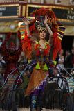 Disneyland Parade Dancer royalty free stock images