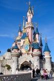 Disneyland Parigi Fotografia Stock Libera da Diritti