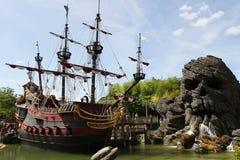 Disneyland Parigi Fotografie Stock Libere da Diritti