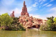 Disneyland Parigi Fotografia Stock