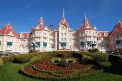 Disneyland Parigi, entrata Fotografia Stock Libera da Diritti