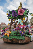 Disneyland Parigi Rapunzel Fotografia Stock