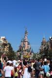 Disneyland Parijs stock foto's