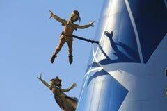 Disneyland Parijs stock afbeeldingen