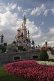 Disneyland Parijs Kasteel royalty-vrije stock fotografie