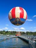 Disneyland Parijs PanoraMagique Ballon Stock Afbeelding
