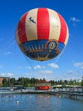 Disneyland Parijs PanoraMagique Ballon Royalty-vrije Stock Foto's