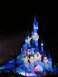 DISNEYLAND PARIJS TOONT Royalty-vrije Stock Afbeelding