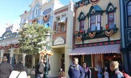 Disneyland Parijs vijftiende Anniversarry Stock Foto's