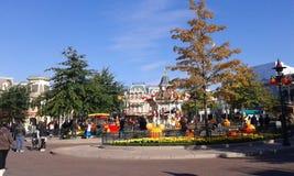 Disneyland Parijs vijftiende Anniversarry Royalty-vrije Stock Foto's