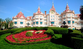 disneyland Paris Fotografia Royalty Free