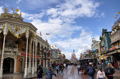Disneyland, Paris Stockfoto
