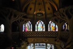 Disneyland Paris image libre de droits
