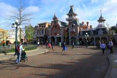 Disneyland Paris Royaltyfri Fotografi