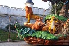 disneyland paris royaltyfria bilder