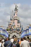 Disneyland Paris Stock Photo